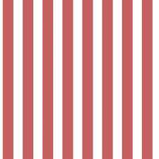 Red White Stripe Wallpaper Children Kids Boys Girls Paste Wall Feature Galerie