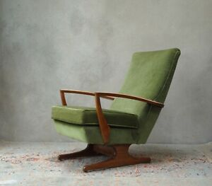 Mid Century Parker Knoll Armchair Rocking Chair  - Delivery Available
