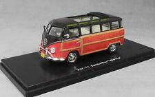 Schuco Pro.R Volkswagen VW T1 Samba Bus 'Woody' 450894300 1/43 NEW