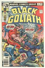 Black Goliath #3 higher grade (8.5+) - copy A