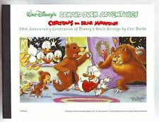 GUYANA - MNH 1998 DISNEY - CHRISTMAS ON BEAR MOUNTAIN - STAMP COMIC BOOKLET