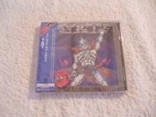 "Y&T ""In Rock we trust"" 2002 cd Japan A&M Rec. UICY-3739 NEW Sealed"