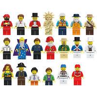 City Theme Mini Figures Building Bricks Community People fits Lego