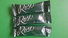 Rose Flower Food Pack of Three - Keeps Flowers Fresh