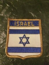 Israel Sew On Patch