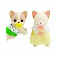 Sylvanian Families Chihuahua Twins Epoch I-96 Calico Critters