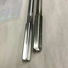 """CHUCKING REAMERS, LOT OF 2, SIZE 13/32"""" - .4062  LOT G"""