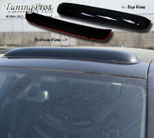 For Dodge Grand Caravan 08-16 5pc Deflector Outside Mount Visors & 3.0mm Sunroof