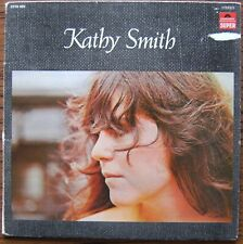 KATHY SMITH Some Songs I've Saved LP UK Polydor 2310-081 Russell Gemini II