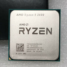 AMD Ryzen 5 2600 R5 2600 3.4GHz Six-Core Twelve-Thread CPU Processor Socket AM4