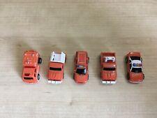 Speedeez - Emergency Rescue Vehicles Set 1. 5 Piece Set