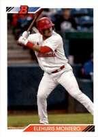 2020 Bowman Heritage Prospects #BHP-32 Elehuris Montero Cardinals