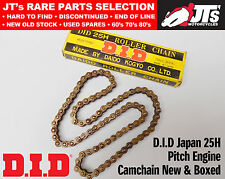 DID 25H x 82 ENGINE CAMCHAIN CAM CHAIN CAM TIMING HONDA C50 E Super Cub -PATTERN