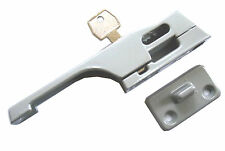Locking casement window fastener [ silver]
