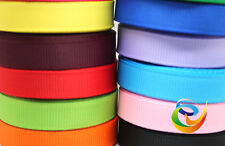 "100YDS 3/8""9mm Grosgrain Ribbon Lots Mixed 20 style 100Yards"