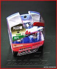 MT 445 MTEC LAMPADE XENON H1 12V OMOLOGATE MTEC H1 SUPER WHITE XENON HID BULBS