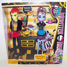 Monster High Home Ick 2-pack RARE MINM Unopened Complete 1st version