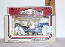 VINTAGE EXPRESS DAIRY HORSE DRAWN TRUCK NIB 1983 LLEDO DAYS GONE TOY DIECAST