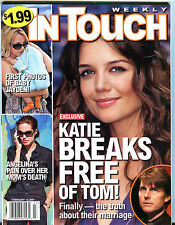 In Touch Magazine February 12 2007 Katie Holmes EX 050516jhe
