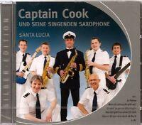 Captain Cook Santa Lucia (& seine singenden Saxophone) [CD]