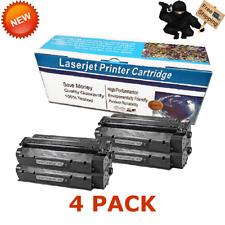 4 PACK X25 8489A001AA Toner Cartridge For Canon ImageCLASS MF3110 MF3220 MF3240