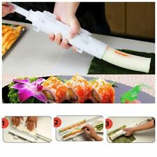 Easy Food Maker Sushi Bazooka Kitchen Appliance Gourmet Cooking Shape Tube