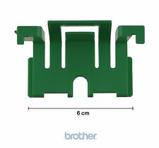 Brother Paper Rear Guide Schieber Anschlag Papierkassette Längeneinstellung grün