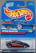 Hot Wheels 1997 Diecast Coll. #778 Speed Blaster Purple with Chrome Windows