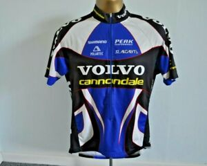 CANNONDALE - VOLVO CYCLING JERSEY SIZE L