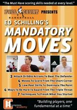 Ed Schilling: Mandatory Moves - Basketball (DVD)
