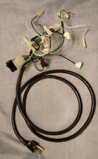 BRAUN Tassimo 3107 Coffee Maker Power Switch,Cord,Wires, Connectors  Part