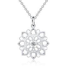 Charms necklace JEWELRY cute Silver jewelry fashion women wedding LADY hot sale