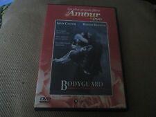 "DVD ""BODYGUARD"" Kevin COSTNER, Whitney HOUSTON / Les plus grands films d'amour"
