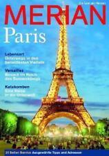 Merian Paris (2010, Gebundene Ausgabe)