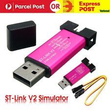 ST-Link V2 STLINK Mini STM8STM32 STLINK Simulator Download Programming Cover