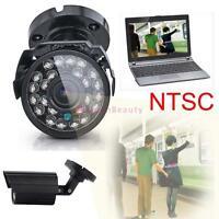 1pc 1300TVL Waterproof Outdoor CCTV Security Camera IR Night Vision 6mm Lens FF
