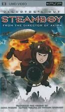 Steamboy (PSP UMD Movie/Film) *GOOD CONDITION*