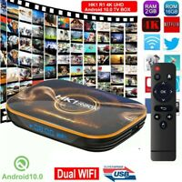 HK1 X3 Android 10.0 Smart TV BOX Amlogic S905X3 5G Wifi Media Player Set Top Box