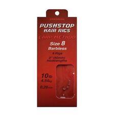 Drennan Pushstop Carp Method Hair Rigs