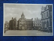 PENRITH: MARKET SQUARE - SCARCE PRINTED PHOTO  POSTCARD!