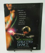 STILETTO DANCE DVD MOVIE, ERIC ROBERTS, ROMANO ORZARI, SHAWN DOYLE, LUCIE L.