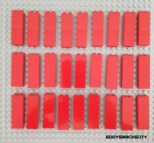 LEGO 8 x Wand Säule 1x2x5 gelb yellow wall pillar 2454 4506845