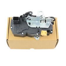 Door Lock Actuator Front for Passenger 2007-2009 GMC Chevy 15896624 25945754
