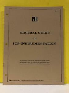 PCB ICP Instrumentation General Guide