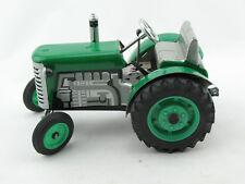 Blechspielzeug - Traktor Zetor grün von KOVAP 0380gr