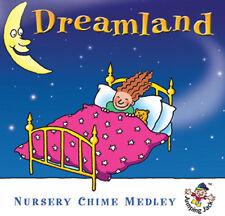 Dreamland - Nursery Chime Medley Audio CD