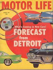 Motor Life August 1957 Jack Leynwood, Turnpike Cruiser 052417nonDBE