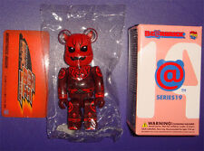 "Medicom Bearbrick Series 19 Secret  ""Masked Rider Den O"" Be@rbrick"