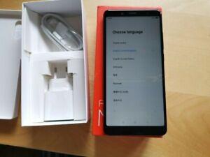 Smartphone Xiaomi Redmi note 5 64Gb 4gb de ram dual sim noir