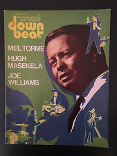 DOWN BEAT MAGAZINE-MAY 6 1976-MEL TORME-HUGH MASEKELA-JOE WILLIAMS